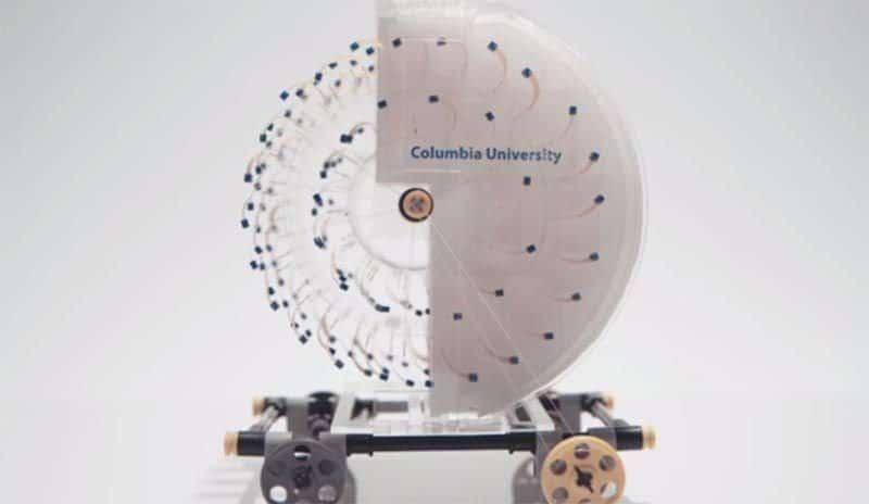 Motor que genera energía con la evaporación