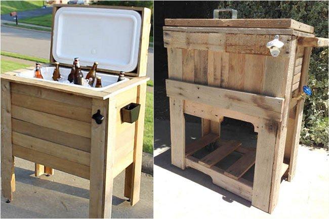Ideas originales para reusar palets en el jard n for Cosas con palets para el jardin