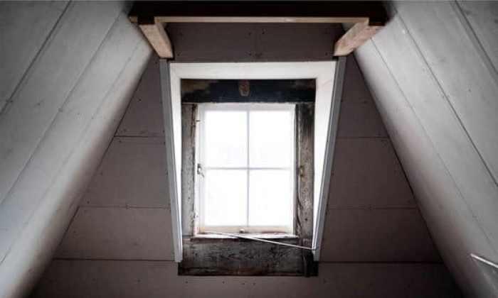 ventana orientada