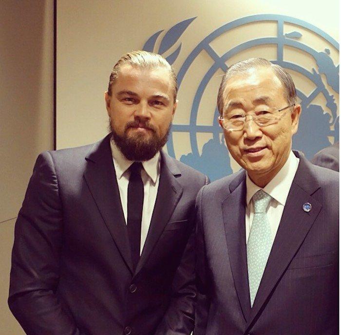 Leonardo DiCaprio dona otros $ 15 millones para salvar al mundo