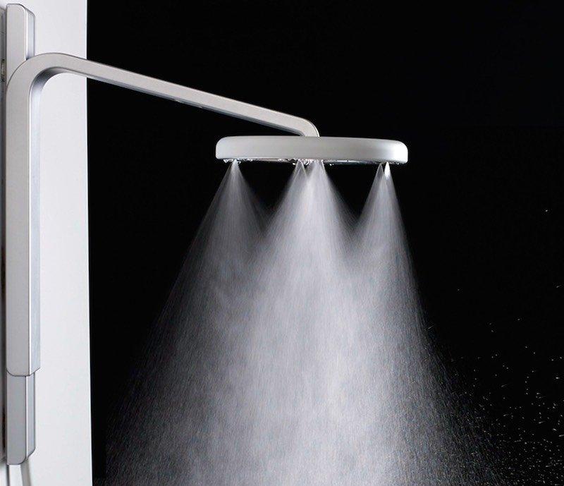 Nebia, la ducha del futuro que reduce el consumo un 70% y financiada por el CEO de Apple