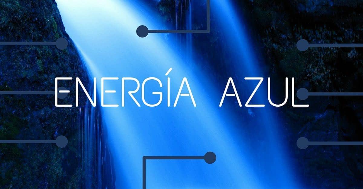 Descubre la Energía Azul y todo su potencial