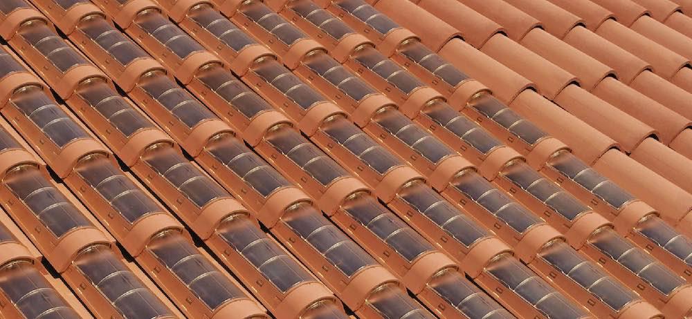 Tejas Solares Como Generadoras De Energ 237 A Renovable