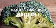 Beneficios y propiedades del Brócoli