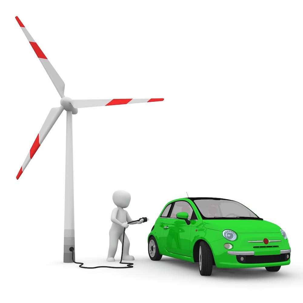 Empleos verdes renovables