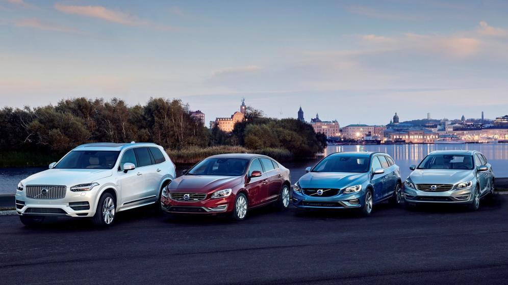 Volvo comercializará en 2019 un coche eléctrico con autonomía de 523 km