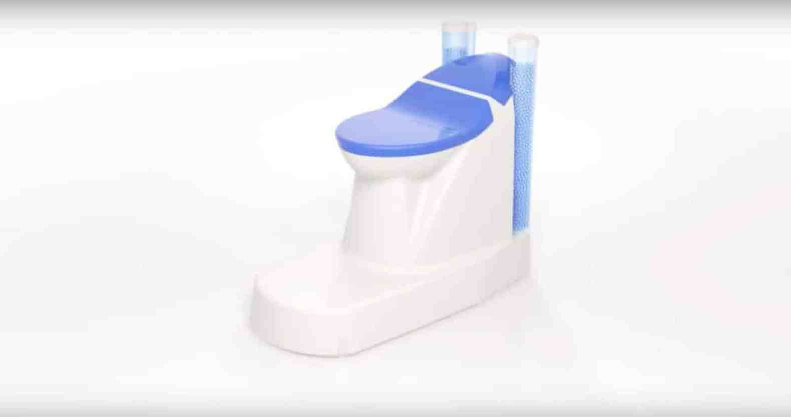 Cranfield Nano Membrane Toilet. El inodoro sin agua