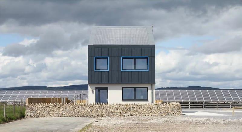 Proyecto SOLCER, diseñando la casa que produce más energía de la que consume