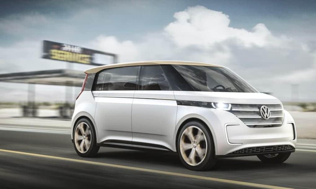 Volkswagen BUDD-e