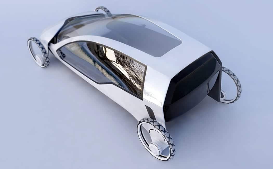 Coche solar Volkswagen1