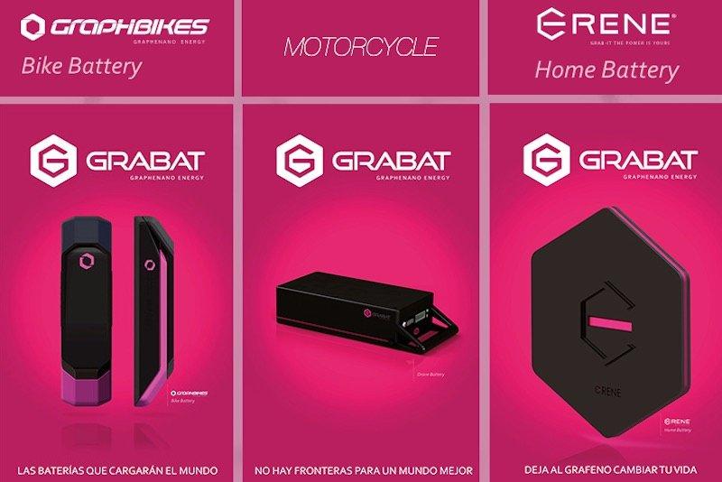 Las baterías de grafeno de la española Grabat Energy, la gran amenaza de Tesla