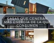 9 casas que generan más energía de la que consumen
