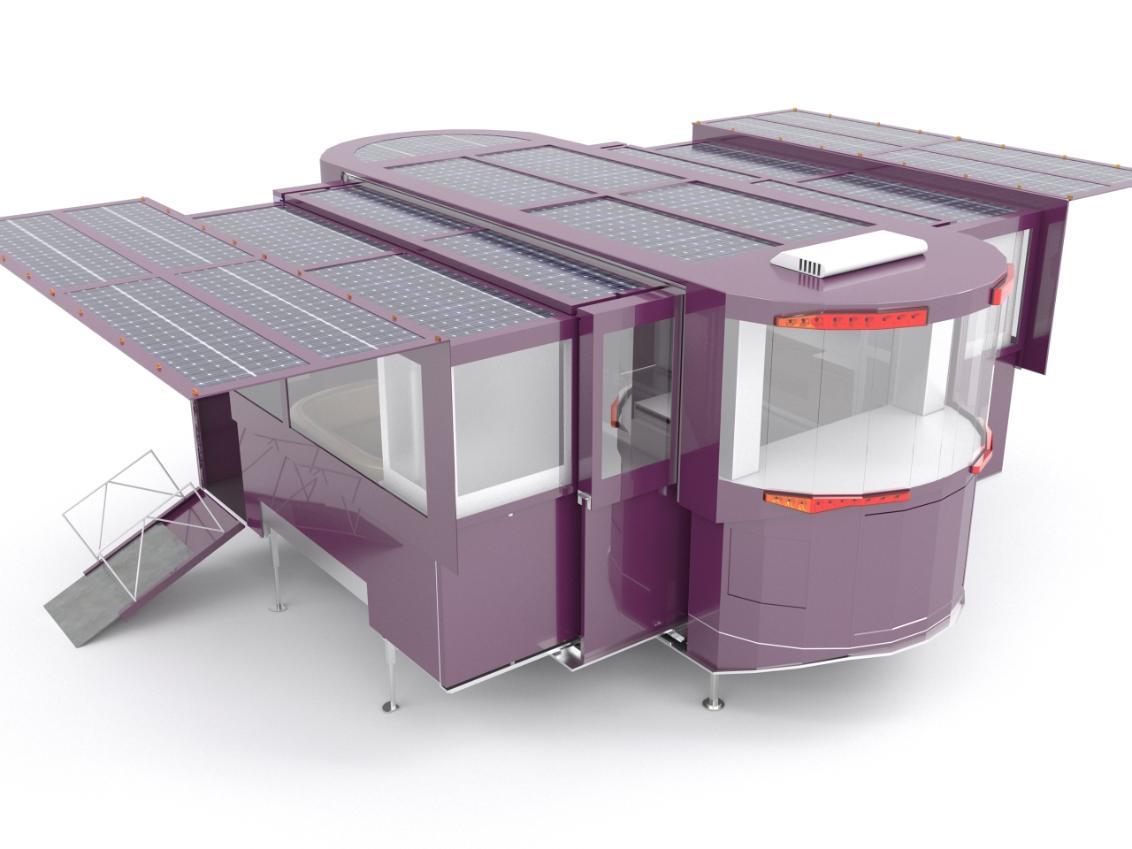 Casas Solares Extensibles Las Casas Del Futuro