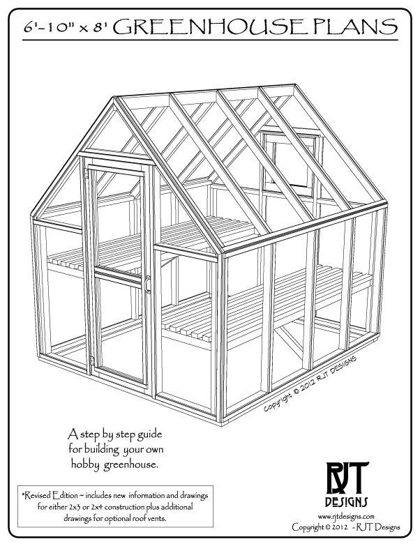Como construir un invernadero con estructura de madera7
