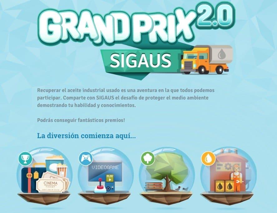 Grand Prix 2 Sigaus