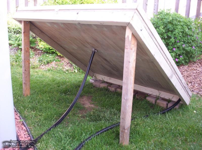 C mo hacer un calentador solar casero para tu piscina for Calentador para piscina