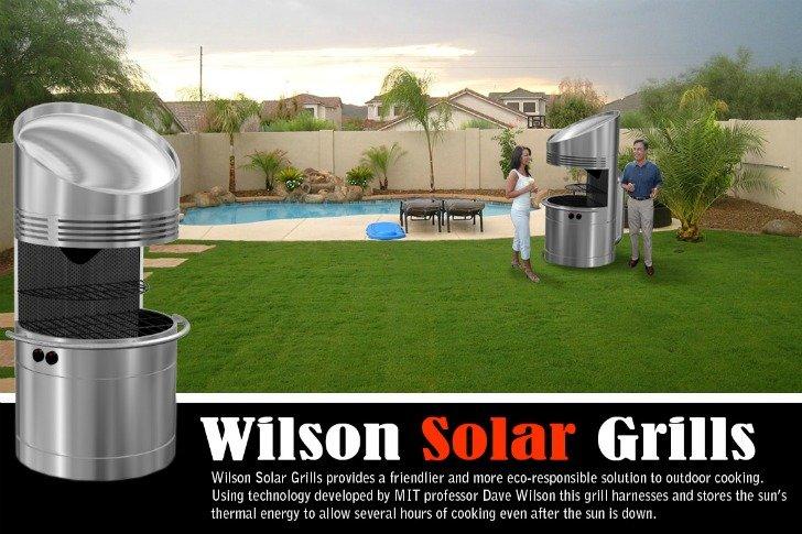 Wilson Solar Grill3