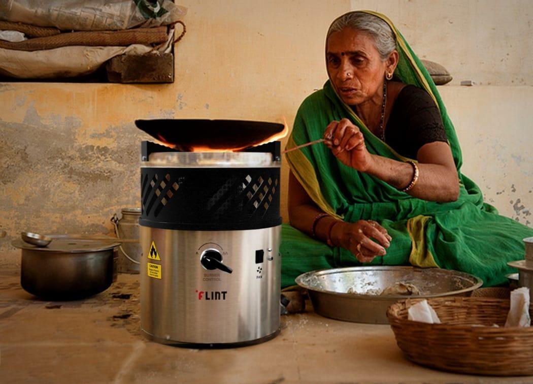 La cocina port til que usa aceite usado como combustible - Aceite usado de cocina ...