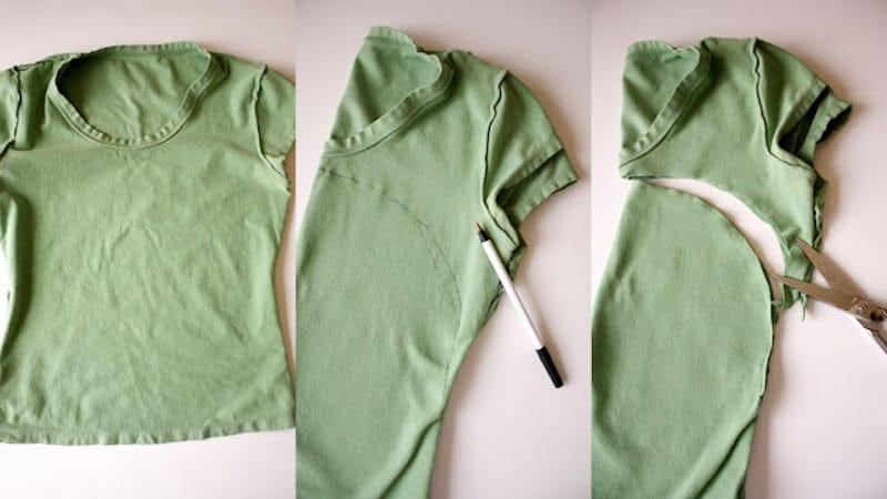 como-hacer-bolsas-camisetas-usadas