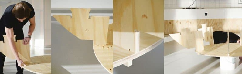 Planos e instrucciones gratis de ikea para construir una for Instrucciones muebles ikea