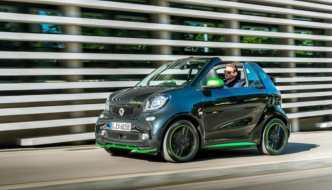 El Smart fortwo cabrio se estrena en versión eléctrica, cero emisiones para la ciudad