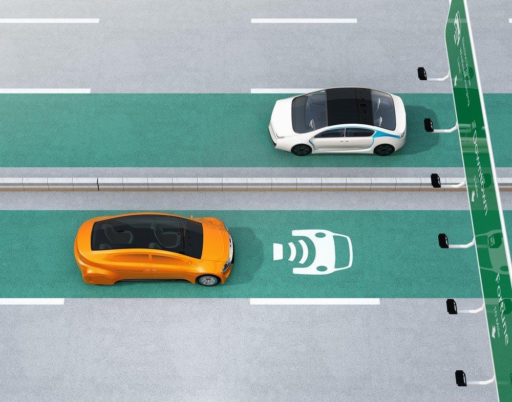 carga inalámbrica de vehículos eléctricos en movimiento