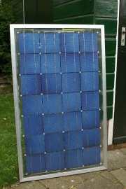 Guía para fabricar tu propio panel solar