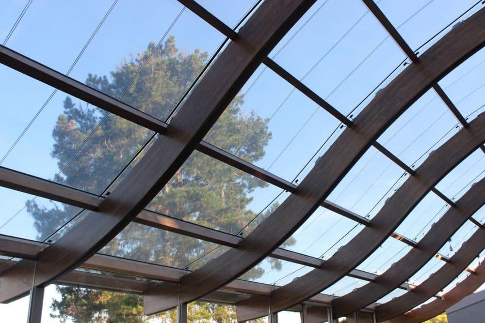 Vidrio fotovoltaico personalizable
