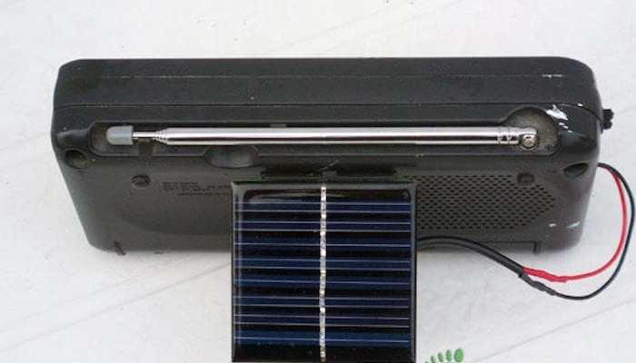Radio-solar