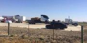 Primeras imágenes de camión eléctrico de Tesla