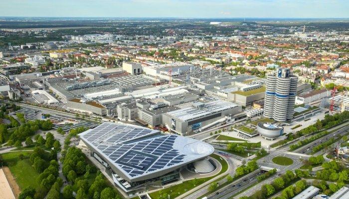 BMW sólo consumirá electricidad generada por fuentes renovables a partir de 2020