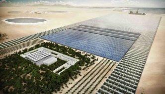 Sahara Forest; o cómo producir 130.000 kg anuales de alimentos de forma sostenible en el desierto