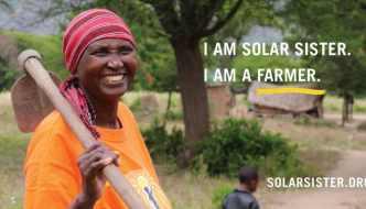 Solar Sister; la iniciativa para reducir la pobreza energética en África empoderando a las mujeres