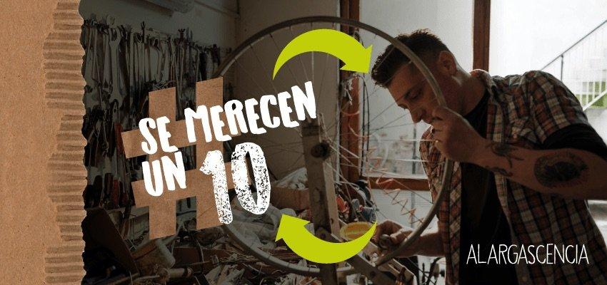 Alargascencia, directorio del reciclaje y la reutilización