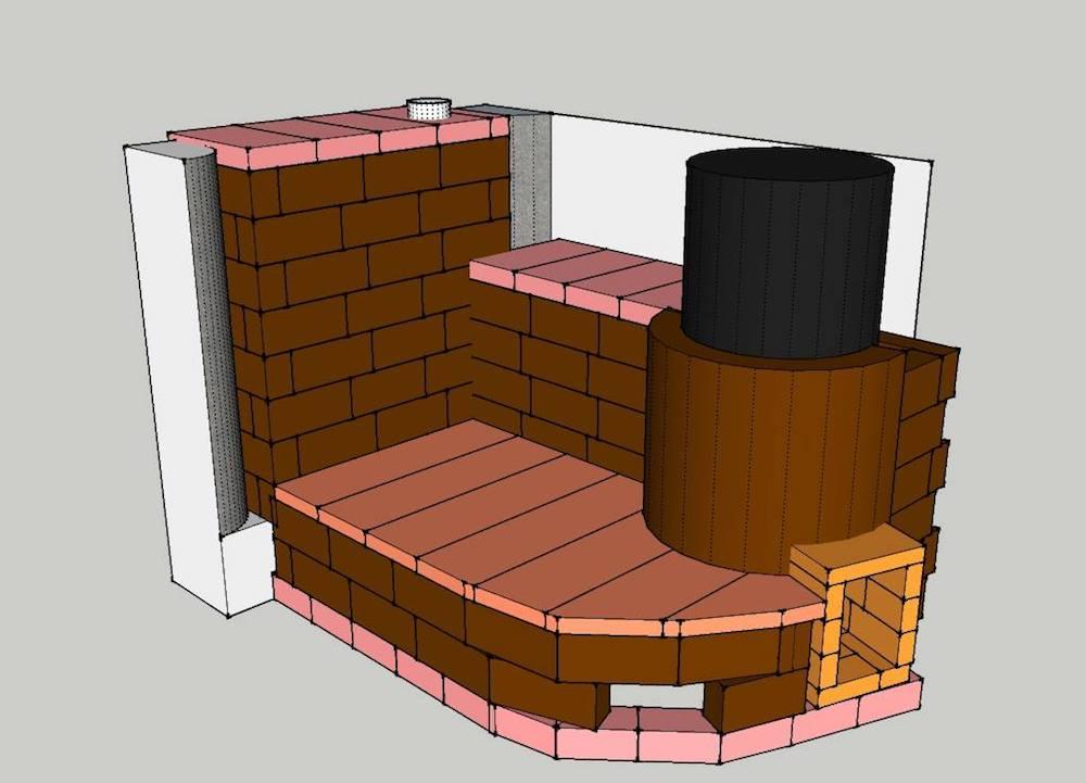 Estufas rocket el sistema de calefacci n m s eficiente for Diseno de estufas hogar a lena