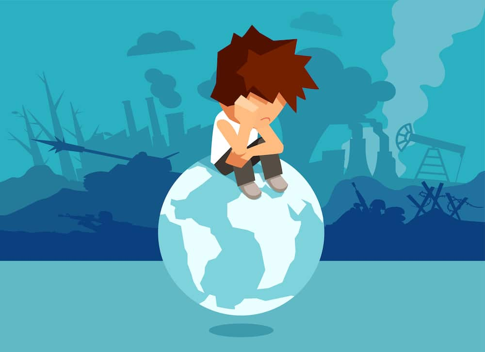 Cómo educar a los niños sobre el cambio climático