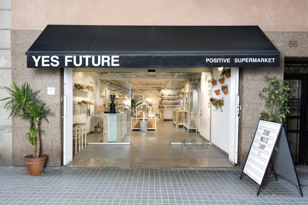 Yes Future positive supermarket