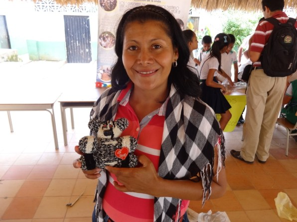 Profesora Ana Luisa Torres