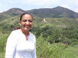 Fabiola Fuentes - Directora Fundación Mingueo