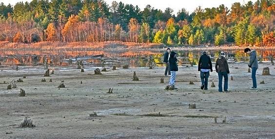 EJC delegates explore Peabody Energy abandoned mine lands