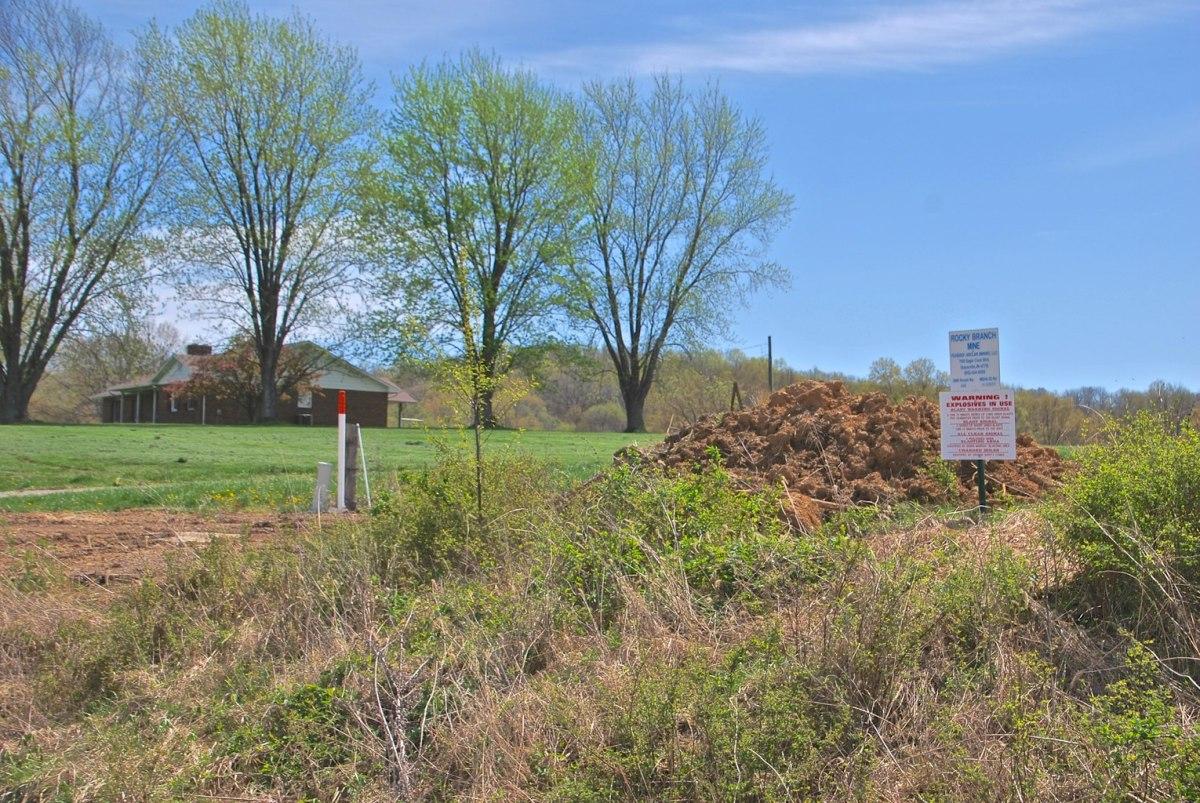 Rocky Branch Mine