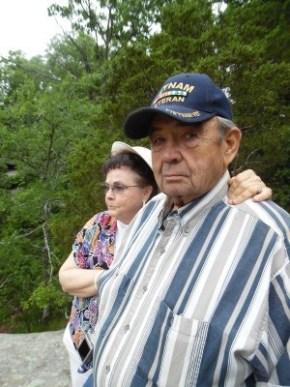 Judy and Glenn