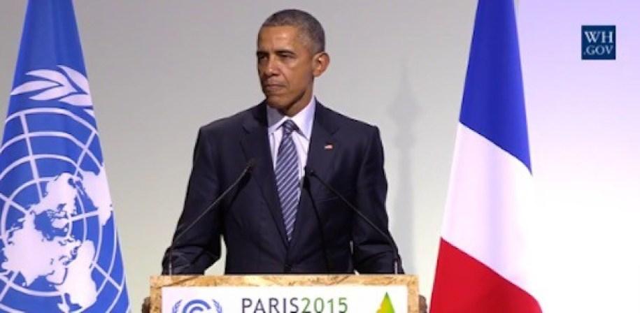 Obama-Paris