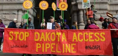 Trump to Grant Easement for DAPL