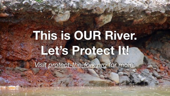 This is OUR River.  Protect the Middle Fork