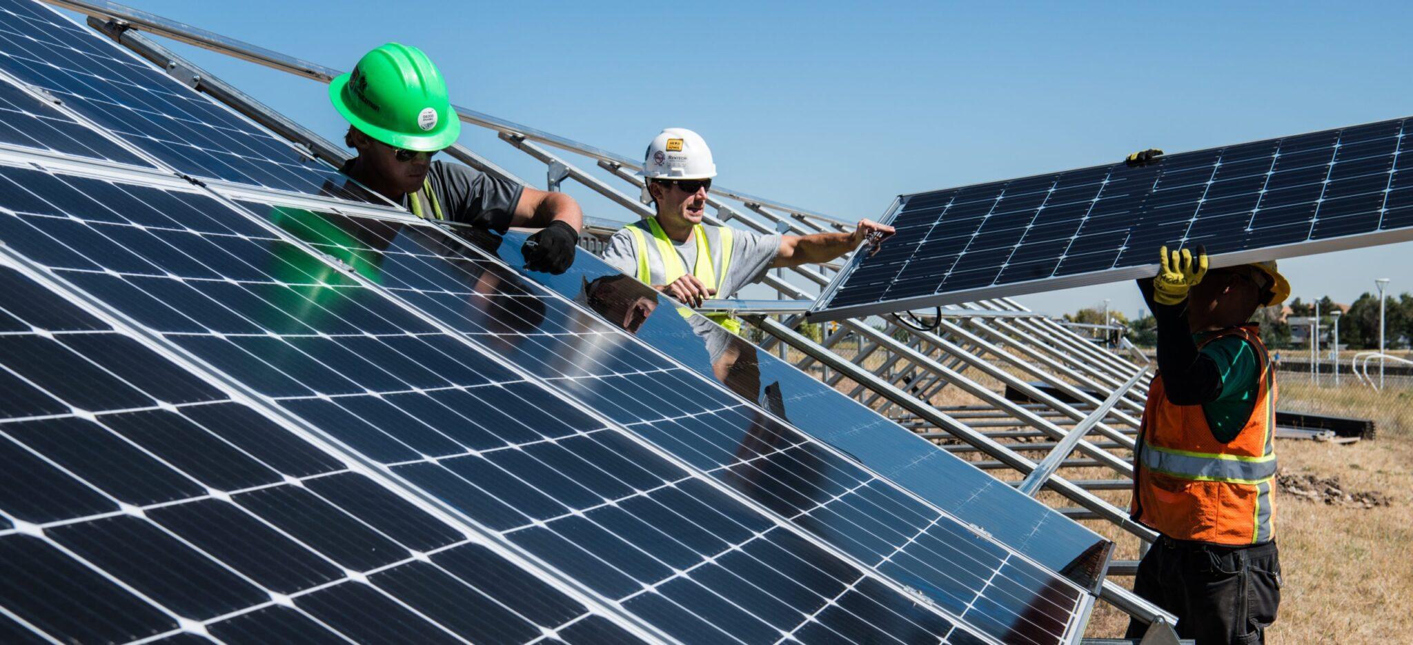 Growing Clean Energy Jobs Downstate