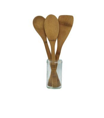 Køkkenredskaber i bambus