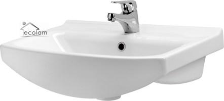 Badmöbel Waschbecken 60 cm Waschtisch ...