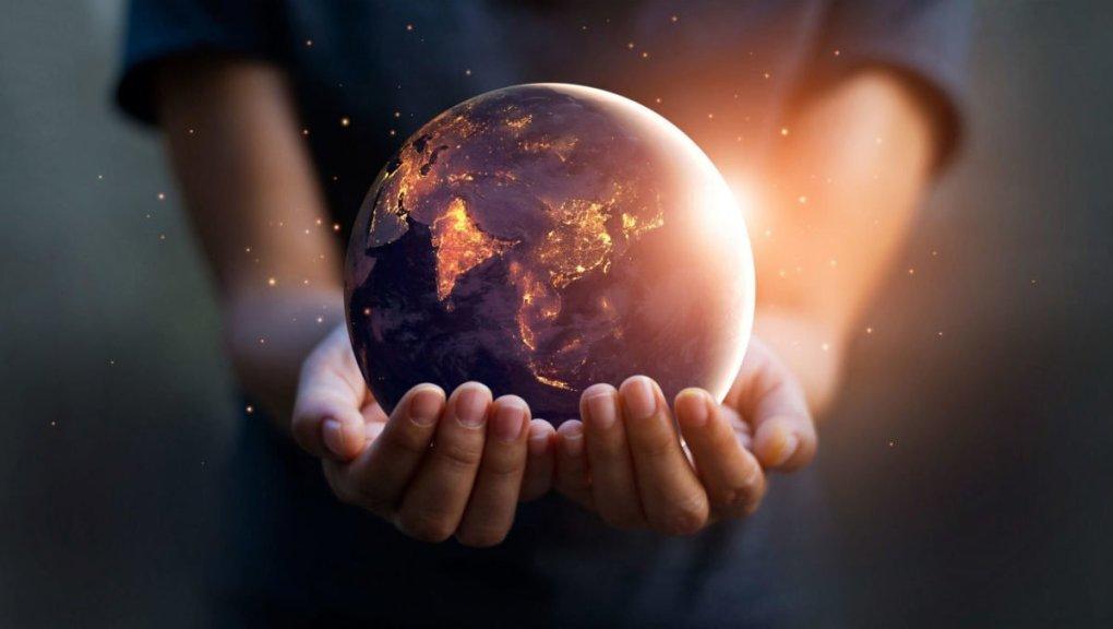 La giornata della terra 2020 foto