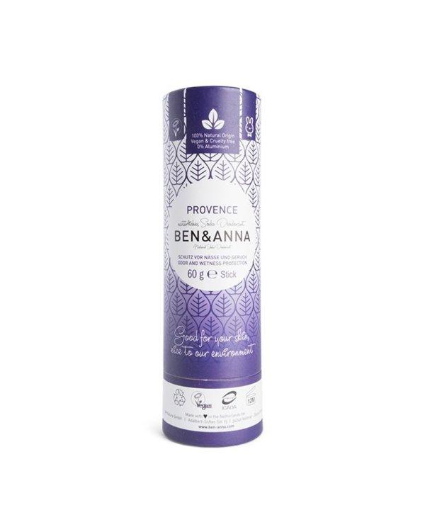 """Deodorante naturale per ascelle in stick """"Provence"""""""